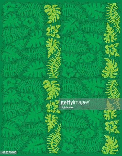 Primitive Jungle Mix Pattern