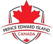 Prince Edward Island Crest