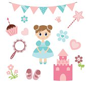 Princess design elements