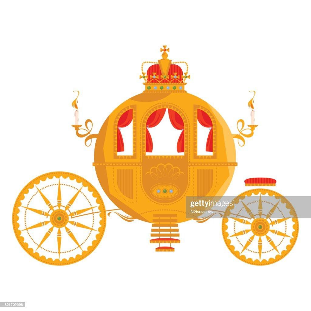 Princess Fantasy Carriage.