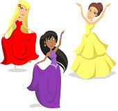 Princess Queen Collection