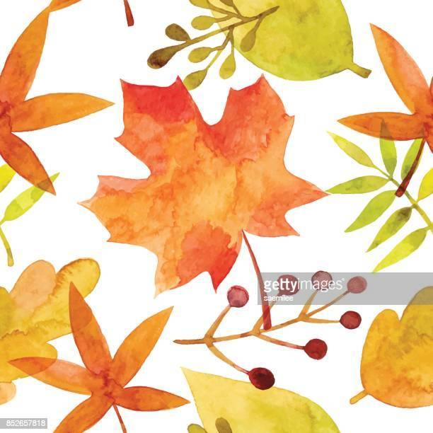 print - autumn stock illustrations
