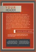 PrintClassic flayer template