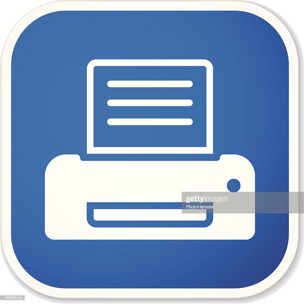 printer sq sticker