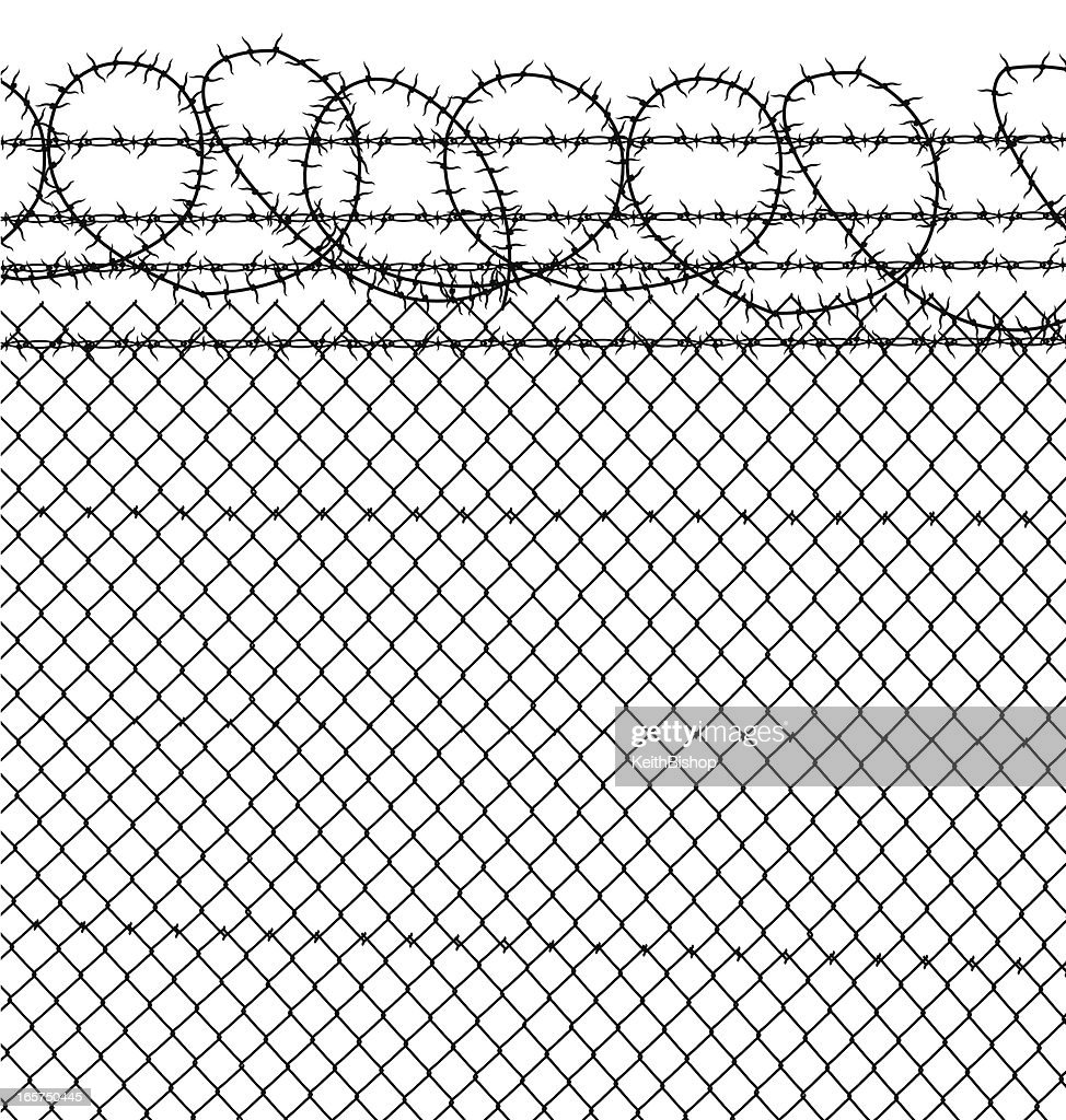 Barbed Wire Fence Clipart. Free Barbed Wire Fence Clipart ...