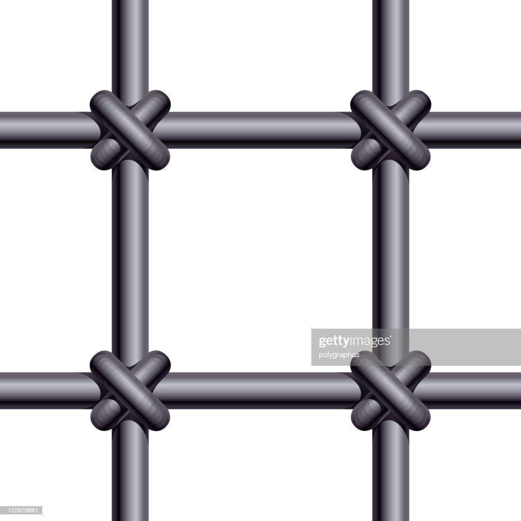 Prison bars (seamless)