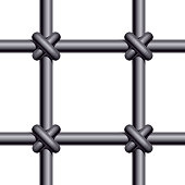 Prison bars (seamless)