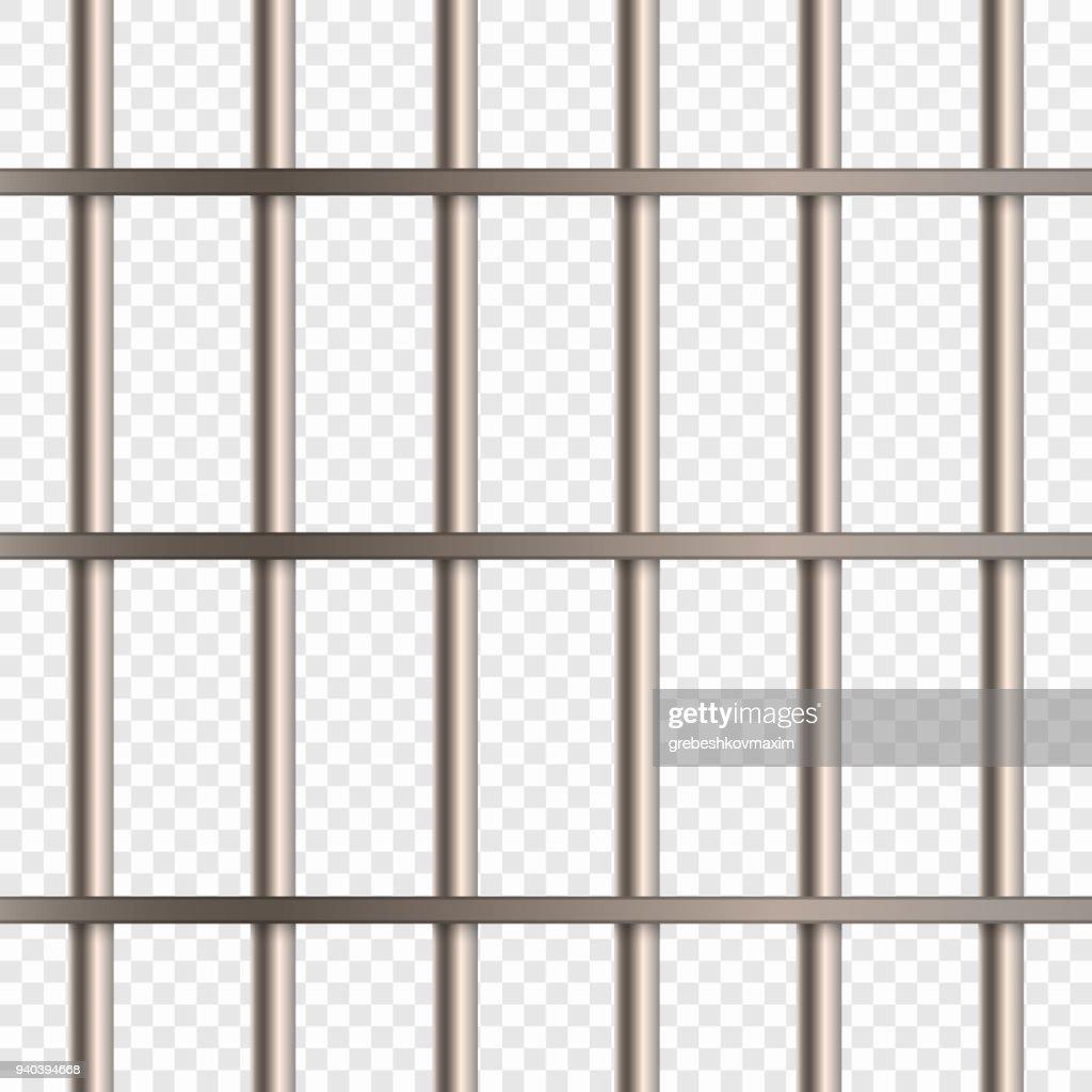 Prison Cell Bars