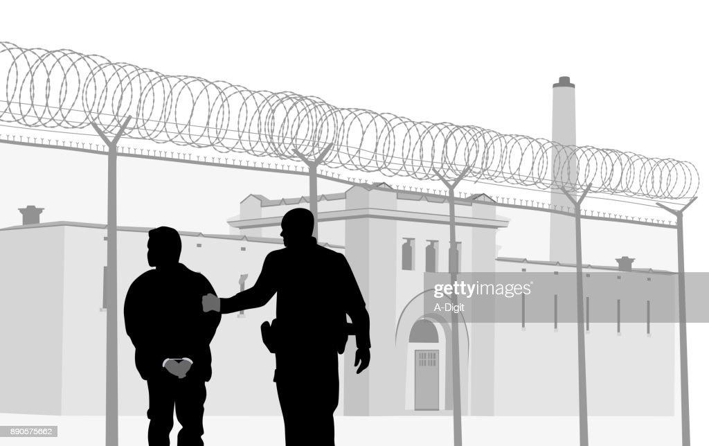 Prison Security Personnel