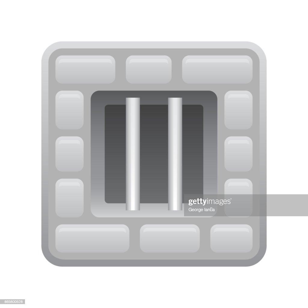 Prison Window - Novo Icons