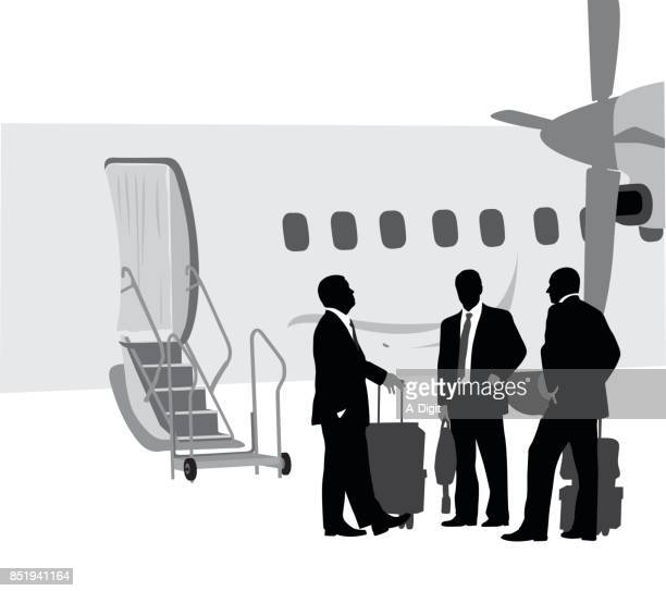 Private Jet Executives