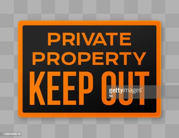 プライベート プロパティのサインアウトを防ぐ - 証書点のイラスト素材/クリップアート素材/マンガ素材/アイコン素材