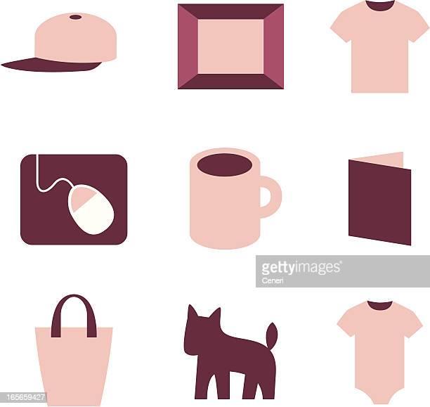 Produkt-Symbole