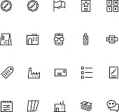 Productivity and Development Vector Icons 3