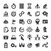 Productivity Icons - Big Series