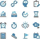 Productivity Icons - Conc Series