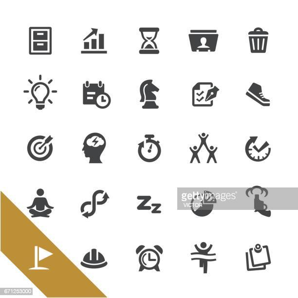 Productivity Icons - Select Series