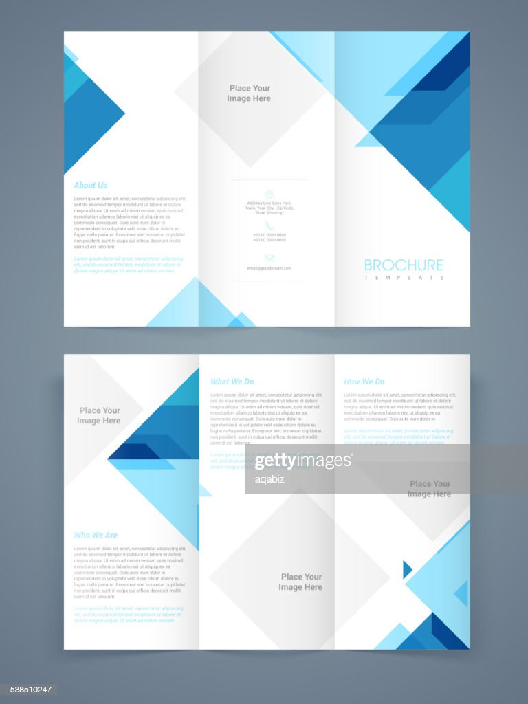 Professional business flyer, banner or template.