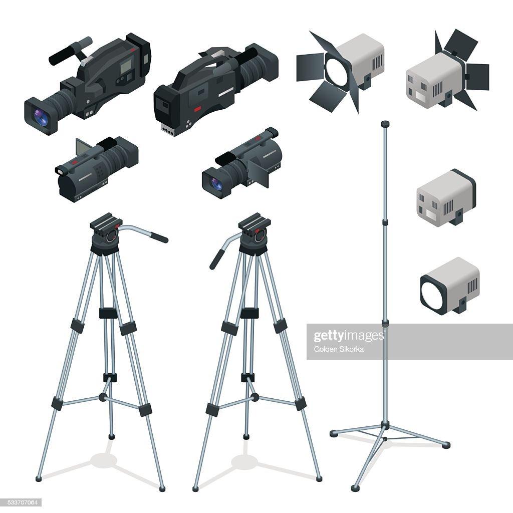 Professional digital video