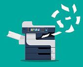 Professional office copier,