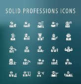 Professions Icons.