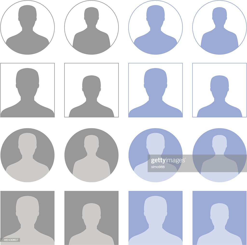 Profile icons