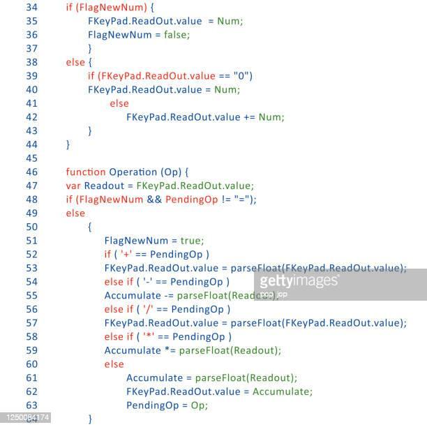 プログラムコードページ - プログラミングスクリプトベクトルの背景ストックイラスト。 スクリプト, html - html点のイラスト素材/クリップアート素材/マンガ素材/アイコン素材