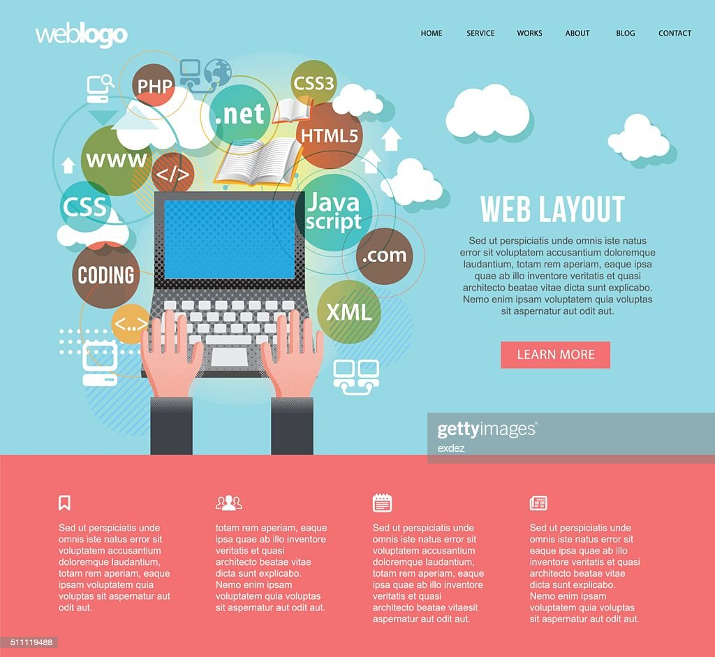 Programming Digital Learning High-Res Vector Graphic - Getty