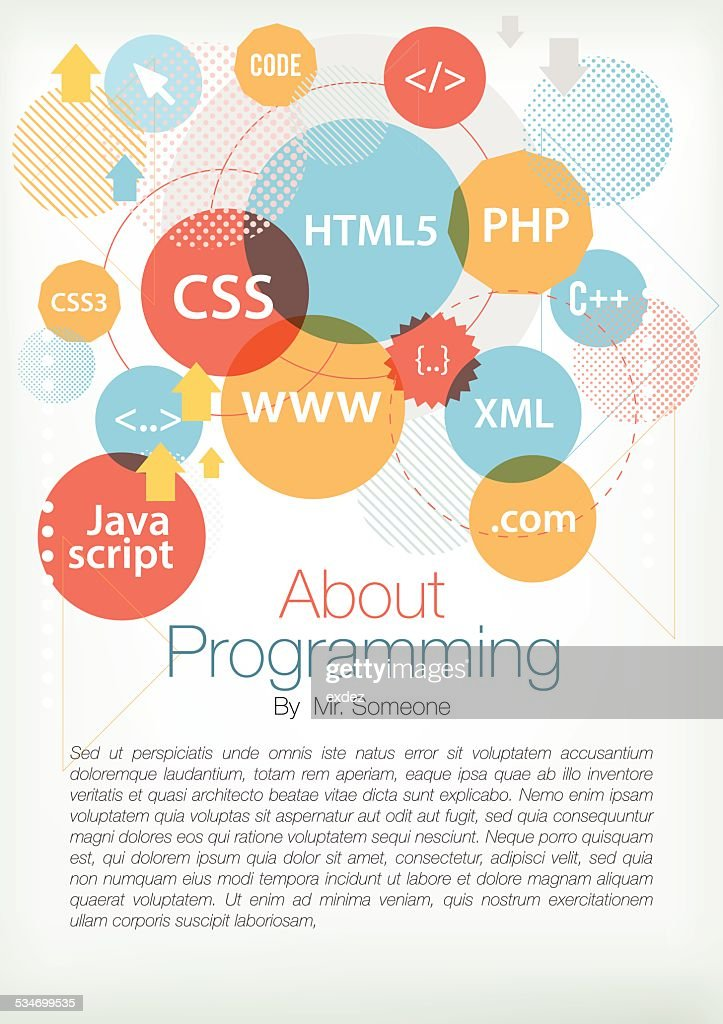 Programming page