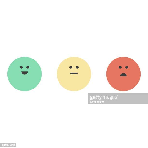 Promoter score icons