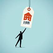 Property Prices Illustration