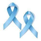 Prostate cancer ribbon awareness