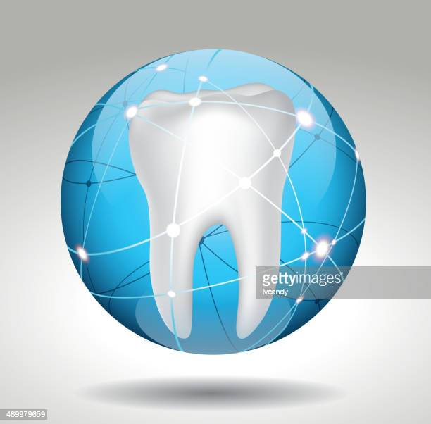 protect tooth - dental equipment stock illustrations