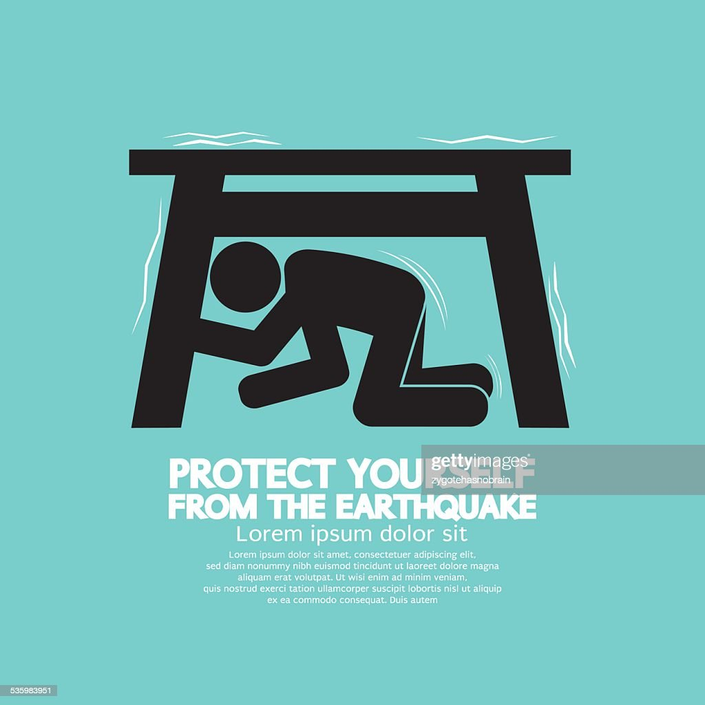 Protect Yourself From The Earthquake