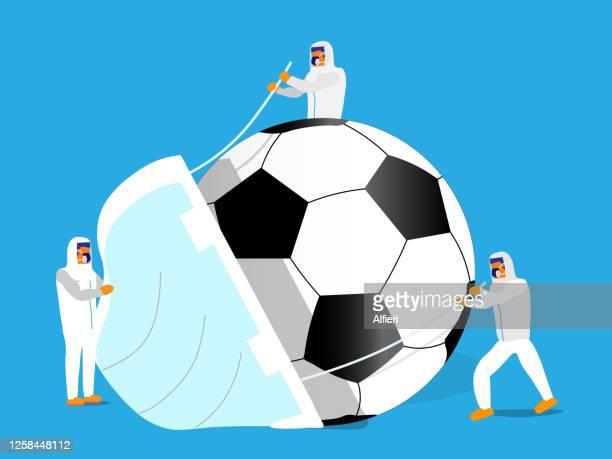 illustrations, cliparts, dessins animés et icônes de protéger le soccer - ligue professionnelle nord américaine de football