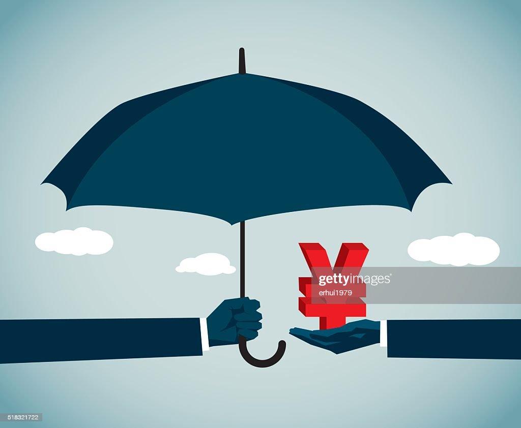 Protection : stock illustration