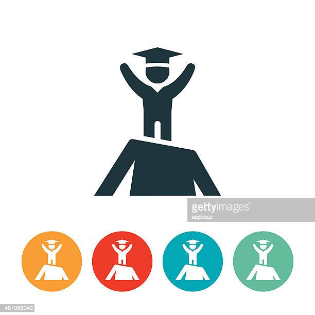 Proud Graduate Icon