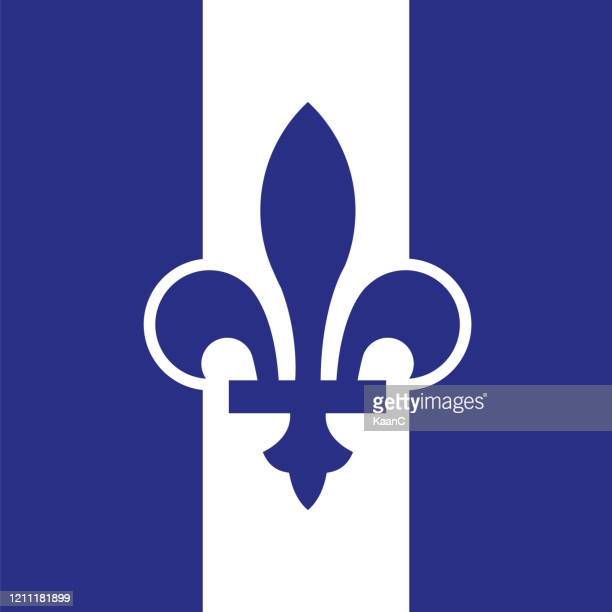 province of quebec-canada stock illustration - quebec stock illustrations
