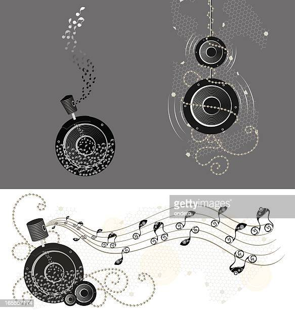Psss...the music