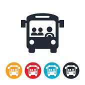 Public Buss Icon