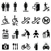 Public icons.