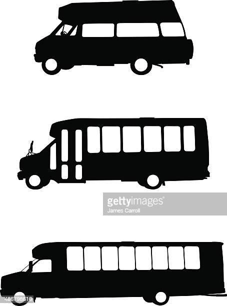 illustrations, cliparts, dessins animés et icônes de transports publics les véhicules - chauffeur routier
