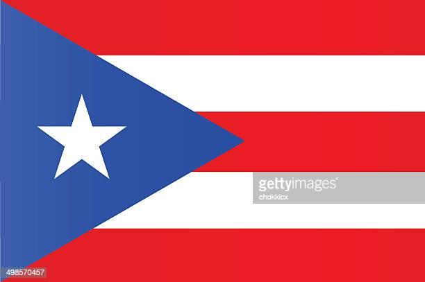 illustrations, cliparts, dessins animés et icônes de drapeau porto rico - porto rico