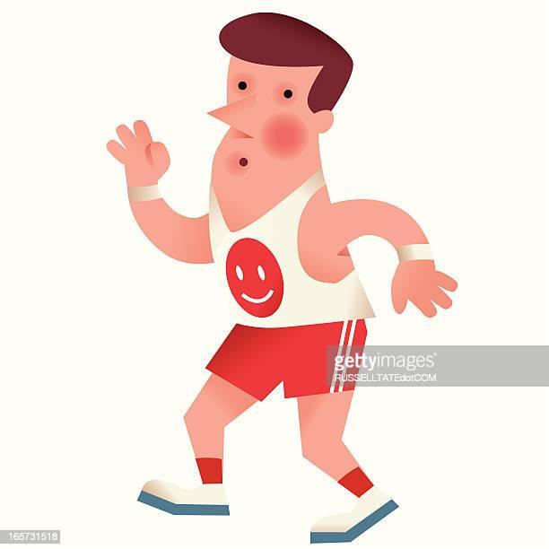 Puffed Runner