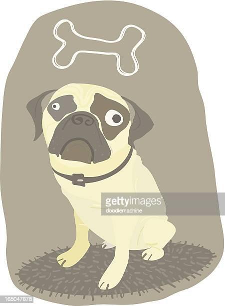pugly patrick - careless stock illustrations, clip art, cartoons, & icons