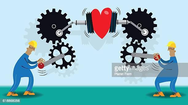 Pump this heart!
