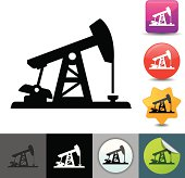 Pumpjack icon | solicosi series