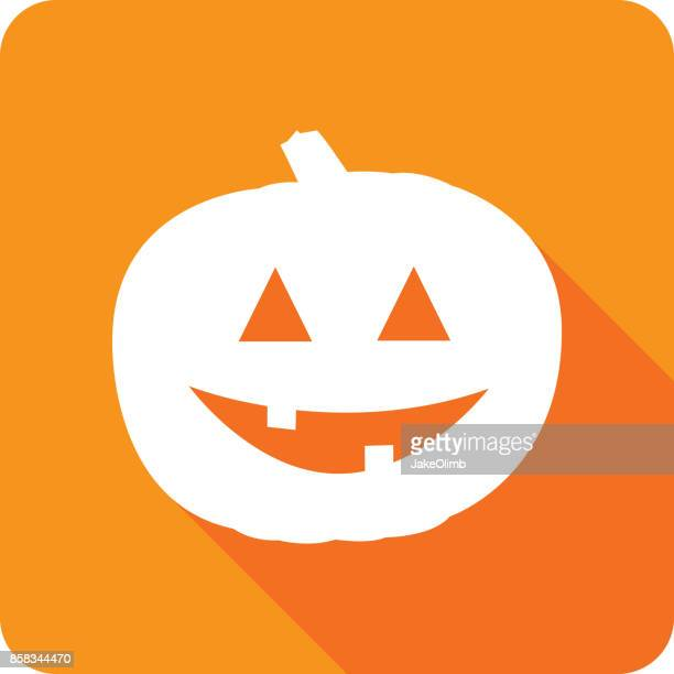 Pumpkin Icon Silhouette