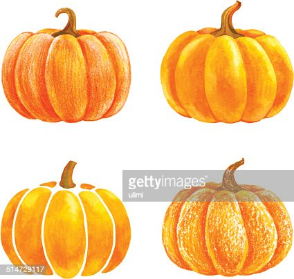 pumpkin vector art | getty images