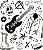 Punk Rock Doodles